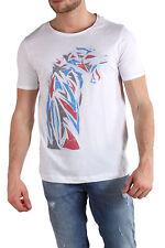 Absolut Joy VI-K0714A camiseta para hombre - color Blanco ES