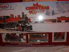 Williams by Bachmann AA00323 Christmas Special Train Set MIB New O 027 BAC 00323