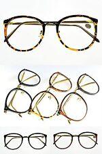 Moda Grandes Diseñador Gafas De Lectura De Metal Dorado Elegantes 3 Colores TN54