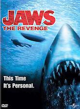 Jaws: The Revenge Michael Caine Lorraine Gray (Dvd, 2003) Ws New Shark