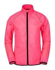 MW Womens Bright Pink G-Force Hi-Viz Running Jacket