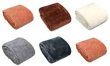 Tagesdecke Sofadecke 160x200 220x200 Microfaser Wohndecke Kuscheldecke Decke