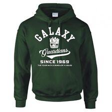 """Guardianes de la Galaxia"""" Nuevo Uni Logo"""" Sudadera Con Capucha"""