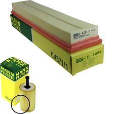 MANN-Filter Set Ölfilter Luftfilter Inspektionspaket MOL-9308611