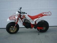 Yamaha Big Wheel (BW200) Rear Motorcycle Rack