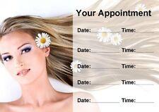 Salon Bellezza Capelli Spa Massage NAILS personalizzata nomina CARDS