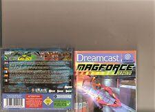 MAGFORCE RACING SEGA DREAMCAST / DREAM CAST