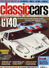 Classic Cars Apr 2006 - GT40, Maserati A6G 2000 Zagato