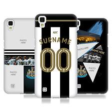 Custom PERSONALIZZATA NUFC 2016/17 personalizzata HARD BACK CASE per LG Telefoni 2