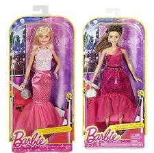 Muñeca Barbie Rosa fabuloso vestido