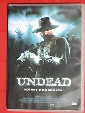 UNDEAD - MÊME PAS MORT ! -  DVD en Tbé