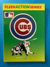 1990 Fleer Stickers Inserts Major League Team Logos   - pick your favorite Team