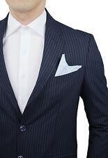 Abito uomo Vincent Trade Sartoriale Blu Completo Elegante Cerimonia Smoking