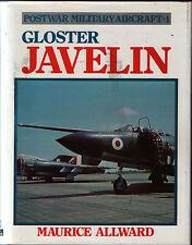 Gloster Javelin - Postwar Military Aircraft 1 - New Copy