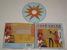 CAFÉ SALSA/A SPICY MIX OF HOT RHYTHMS AND LATIN SPIRIT/VARIOUS ARTIS(METRCD137)