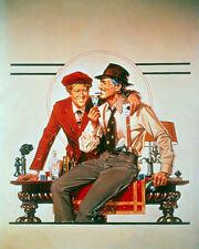 Robert Redford & Paul Newman [1014434] 8x10 photo (autres tailles disponibles)