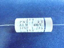 ITT Condensatore fkf 3,3uf 400v-amplificatori 13473