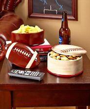 Basketball Soccer Baseball Shaped Treat Jars Sports Fan Game Fun Party Treat Jar