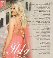 IDA SAULIC CD Volim te 2010 Saban Folk Narodna Balkan Serbien Srbija Balkan Hit