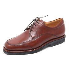 B5794 scarpa classica uomo TAURUS CHIFFON scarpe marrone shoe man