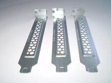 3x Slotblech gelocht - Waabengitter bracket  - Gitter panel - Chenbro NEU !