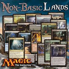 MTG Nonbasic Lands - Huge Selection - Buy 1 Get 1 Free! (Add 2 items to basket)