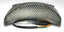 Feu stop fumé led clignotant intégré tail light honda cb600f 600 hornet 2007  11