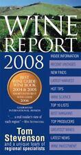 Wine Report 2008, Stevenson, Tom, 0756631653, Book, Acceptable