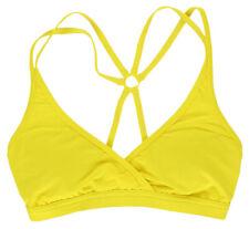 Roxy Sprint Bra Womens Sports Bra Yellow