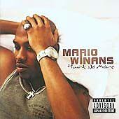MARIO WINANS Hurt no more  CD ALBUM