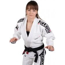 Tatami Fightwear Women's Estilo 6.0 Premium BJJ Gi - White/Black