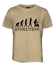 EXERCISE BIKE EVOLUTION OF MAN MENS T-SHIRT TEE TOP GIFT