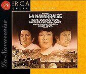 Massenet: La Navarraise / Horne, Domingo, Milnes, Bacquier, Zaccaria, Davies, L