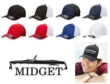 MG Midget Sports Car Classic Color Outline Design Hat Cap