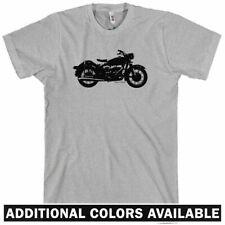 VINTAGE MOTORCYCLE T-shirt - Moto Bike Cafe Racer Sport Cruiser - NEW XS-4XL