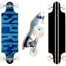 Longboard Osprey testo Twin Tip skateboard NUOVO