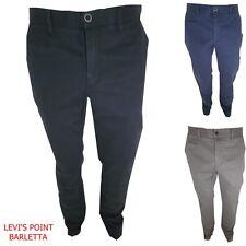 pantaloni uomo chino tasca america stretch dritto vita alta invernale fordocks-