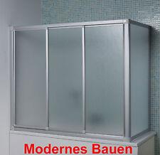Duschabtrennung badewanne über eck  Duschabtrennungen Duschwand mit Badewanne | eBay
