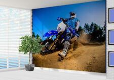 Dirt Bike racer motorbike photo wall mural (16711228) Motocross