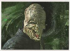 Star Trek Voyager Season 2 Trading Cards Xenobio Sketches Chase Card 192