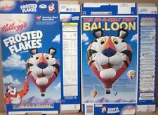 1997 Tony Balloon Kellogg's Frosted Flakes Cereal Box unused shaped Flat oc127