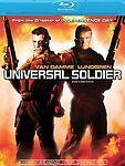 Universal Soldier [Blu-ray] DVD, Jean-Claude Van Damme, Dolph Lundgren, Ally Wal
