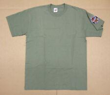 T-Shirt Unisex/Men, Bike-Event-Allgäu 2008, olive, super premium Qualität