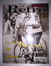 SPORT RETRO N°1 1995 IL Y 90 ANS LE TOUR DE FRANCE