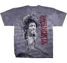 JIMI HENDRIX - Portrait - Tie Dye T SHIRT M-L-XL-2XL Brand New Official T Shirt