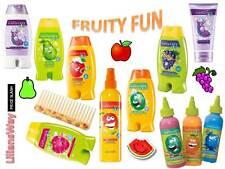 Avon Naturals ~ enfants gamme complète ~ LOTION / bulles/Shampooing/démêlage/