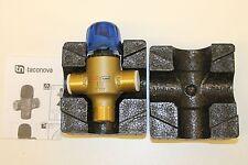 Taconova Thermostatischer Brauchwassermischer NovaMix zur Wahl 45-65C° o.35-70C°