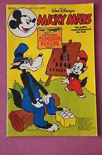 Micky Maus Hefte 7 / 1978 und 5 / 1977 mit Beilagen, sehr guter Zustand, Auswahl