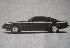 1980-1981 Turbo Trans Am t-shirt, Pontiac Bandit 4.9