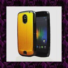 Coque ALUMINIUM Samsung GALAXY NEXUS i9250 ★★★ GOLD-OR ★★★